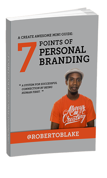 7 Points of Personal Branding Mini Guide